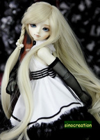 1/4 Kid Delf DARAE BJD Doll Full Set ( With BJD Doll Dress & Wig & Shoes), Lovely bjd Girl Doll Toy For Kids Birthday Gift Toys