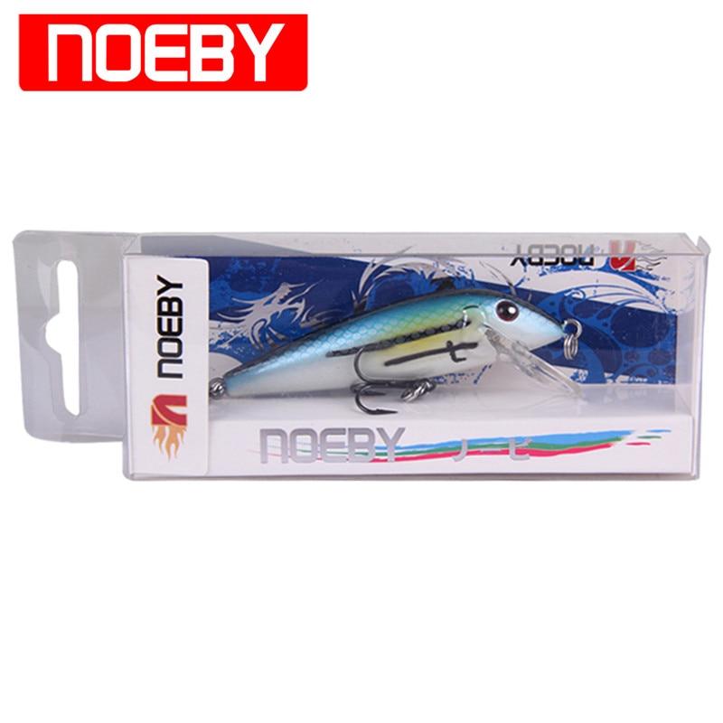 Noeby Minnow Bait 65mm/6.2g Floating0-0.8m Hard Fishing Lure VMC Hook Isca Artificial Para Pesca Leurre Peche Fake Fish Feeder