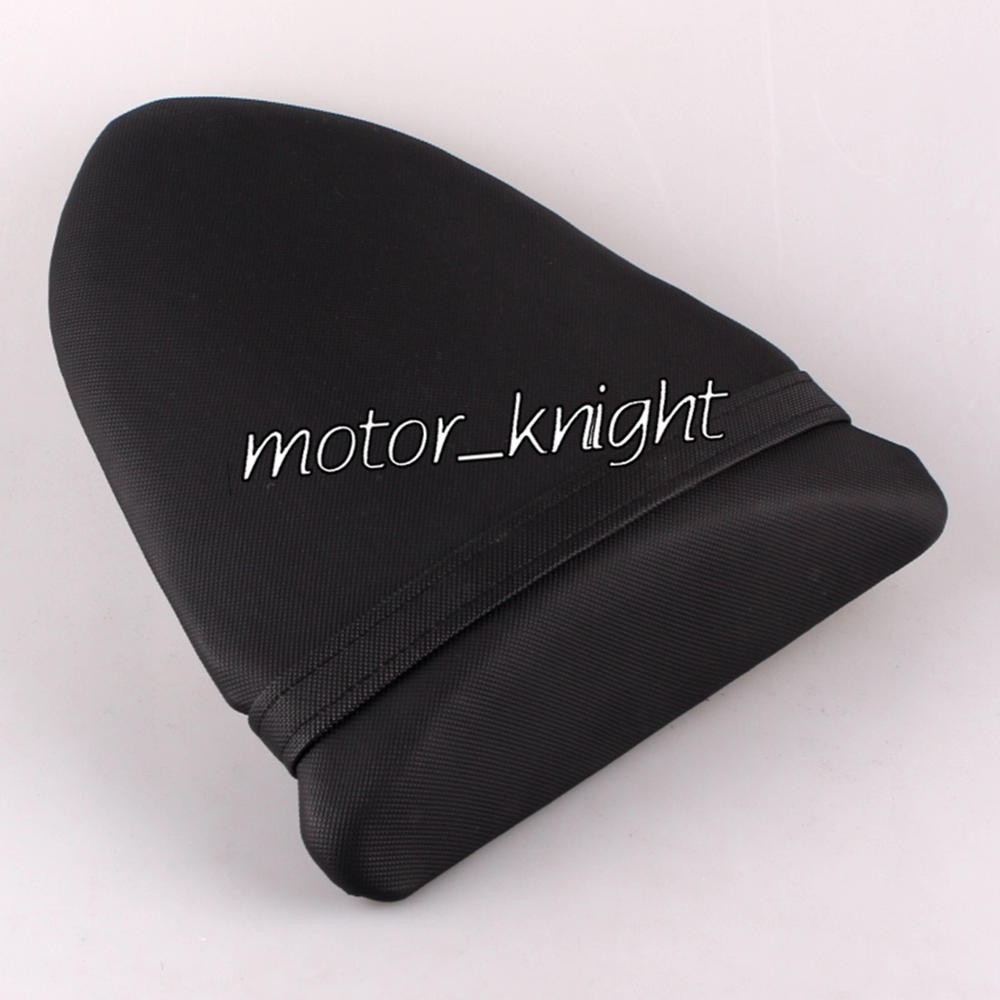 New Rear Passenger Seat Cushion Pillion For Kawasaki Ninja ZX6R 2005 2006 & ZX10R 2006 2007
