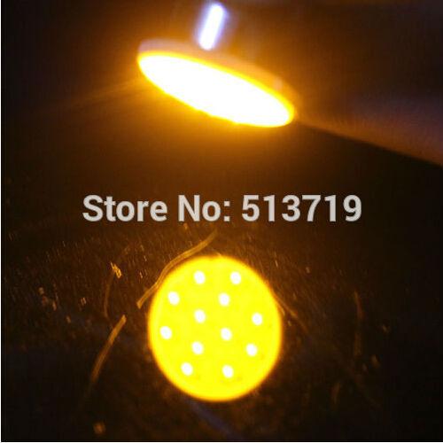 1x W21W T20 7443 led auto led cob stop Zatrzymanie samochodu Backup - Światła samochodowe - Zdjęcie 6
