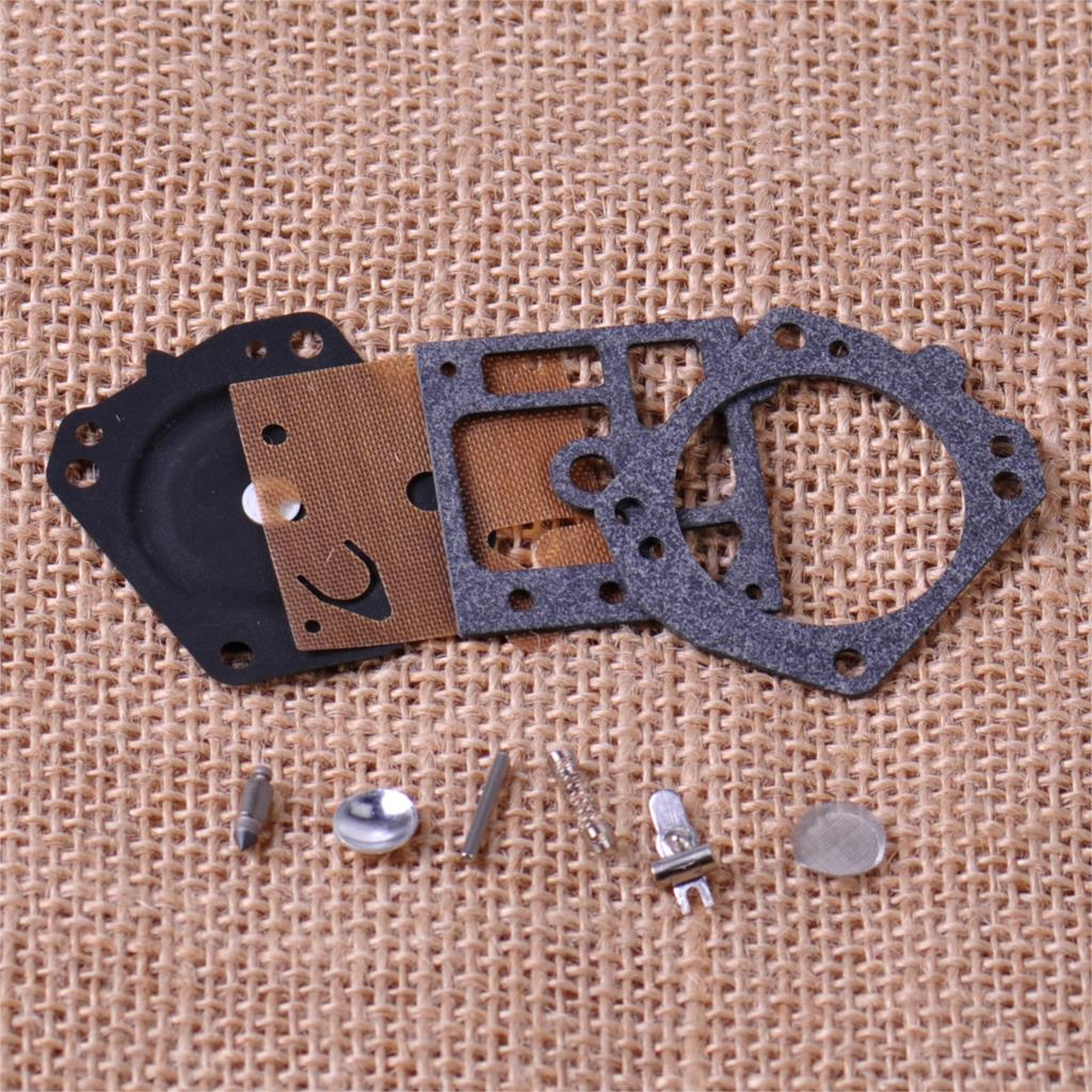 LETAOSK New Carburetor Carb Repair Replace Diaphragm Gasket Kit For Walbro K10-HD STIHL 027 029 039 MS270 MS290 MS390