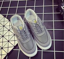Europe and the United States women's shoes big yards for women's shoes, 2016 new fashion with sponge thick bottom flat shoes