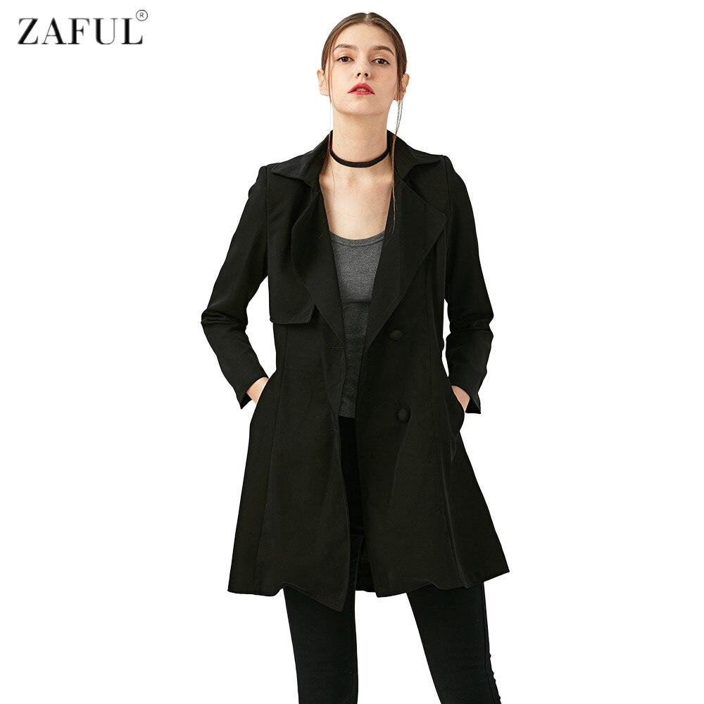 Popular Ladys Long Black Coats-Buy Cheap Ladys Long Black Coats ...