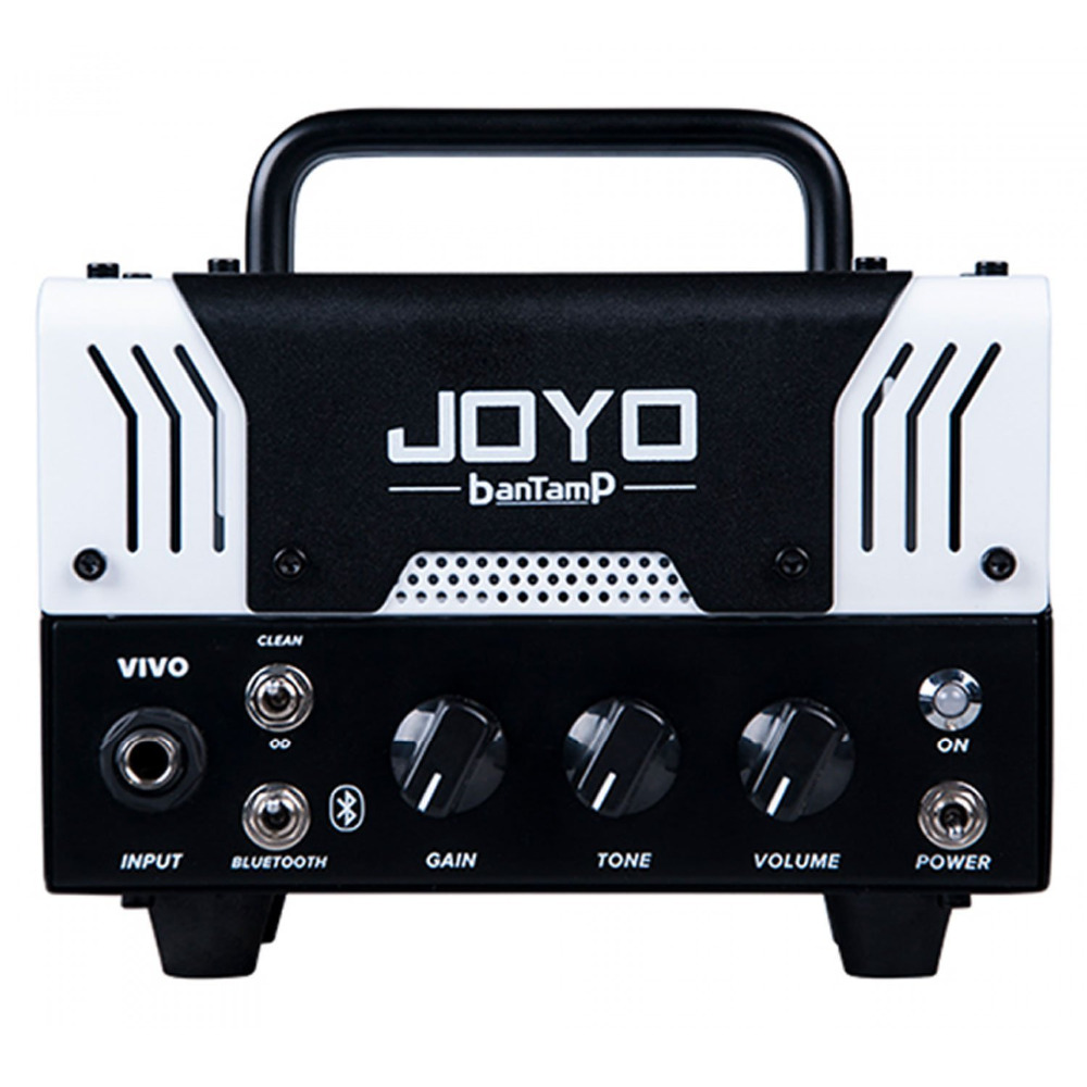 цена на JOYO Bantamp Vivo Mini 20 Watt Hybrid Tube Bluetooth Amplifier Guitar Amplifier Amp Speaker