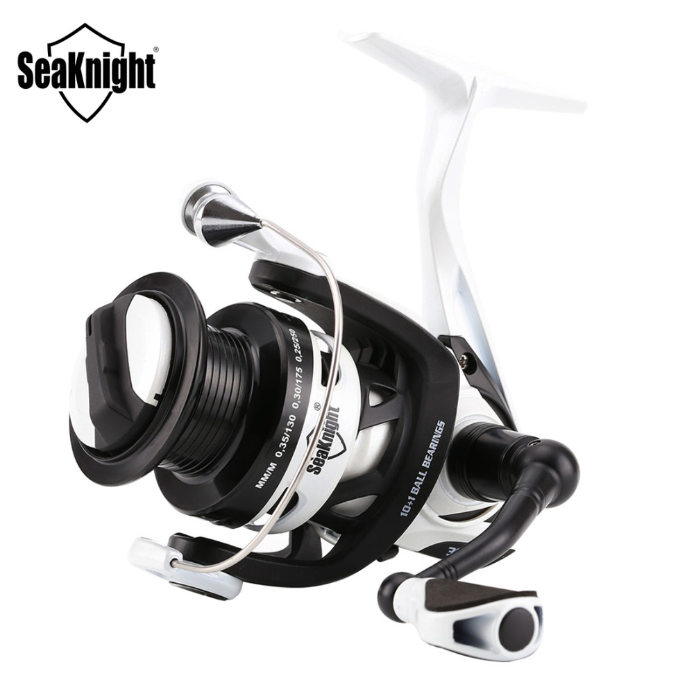 SeaKnight New Quality PHANTOM 2000H 3000H 11BB 6 2 1 Metal Body Carbon Rotor Spinning Fishing