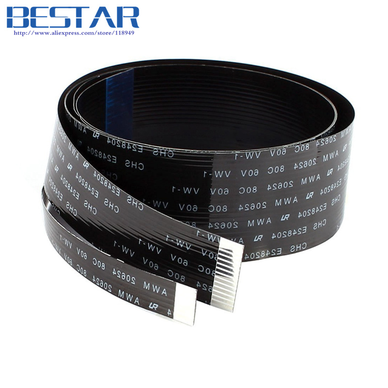 HDMI FPV 10 cm 20 cm 30 cm 50 cm 80 cm 100 cm FPC Lint Platte kabel - Computer kabels en connectoren - Foto 5