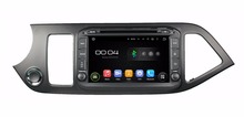 1024*600 HD 2 din 8″ Android 5.1 Car DVD Player for Kia Picanto Morning 2014 With GPS Radio 3G WIFI Bluetooth TV USB 16GB ROM
