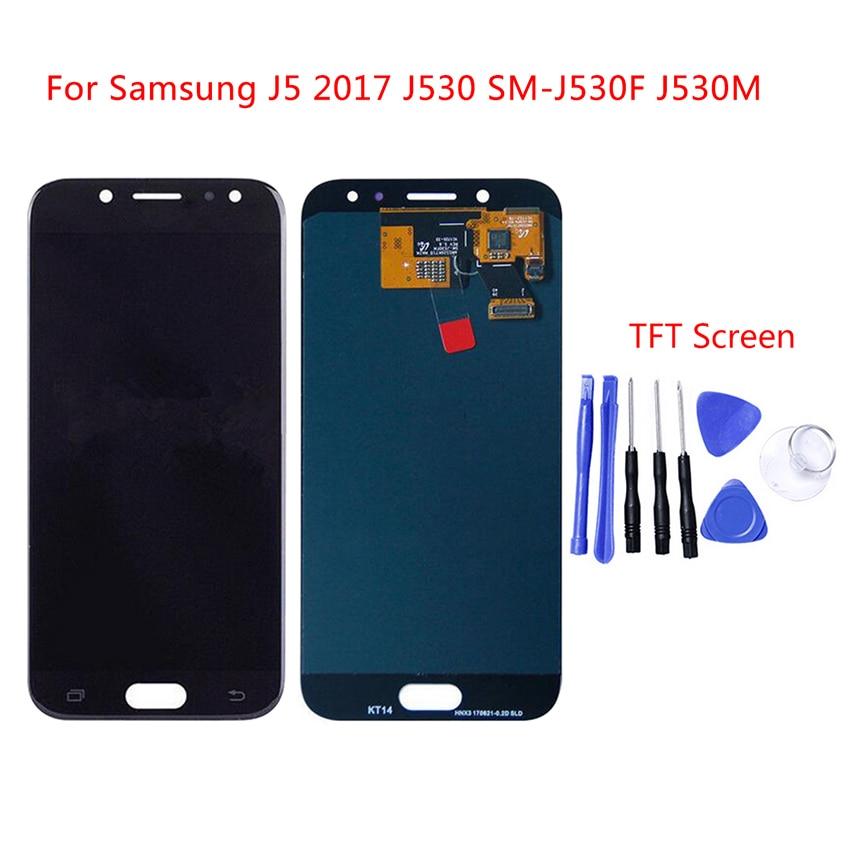 Pour SAMSUNG GALAXY J5 2017 LCD J530F J530SM écran tactile remplacement pour SAMSUNG J5 2017 5.2