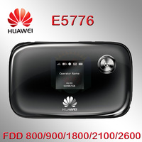 old / Used Unlocked Huawei E5776S 32 cheap 150Mbps 4G LTE MiFi Mobile WiFi Hotspot wireless router modem 4g wifi sim card
