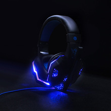 Soyto Stereo Bass Computer Gaming Headset Headphone Earphone With Microphone For Computer Gamer Top Selling In 2017-2018