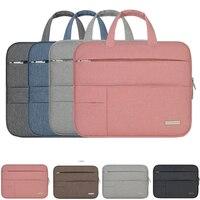 Women Man Tablet Sleeve Bag For Microsoft Surface Pro 3 Pro 4 Laptop Handbag Bags For