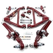 Красный передний задний нижний контроль подвеска оружия для Nissan 240SX 300ZX S13 S14 Z32 высокое качество