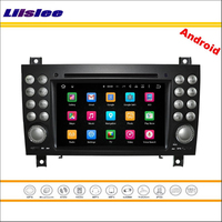 Car Android Multimedia For Mercedes Benz SLK 171 2004 2011 Stereo Radio CD DVD Player GPS
