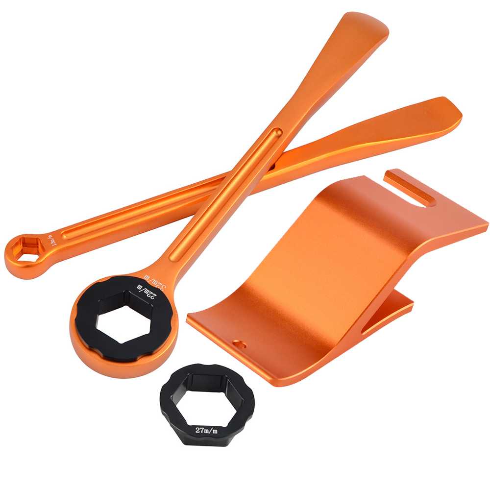 Bead Buddy Tyre Tire Lever Wrench Spanner Tool For KTM 125 150 250 350 450 530