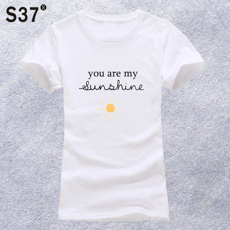f2c9217f Detail Feedback Questions about S37 you are my sunshine Women T ...