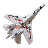Epo Model Aircraft Remote Control Fitted Wing Like Real Machine Fighter Model Accessories