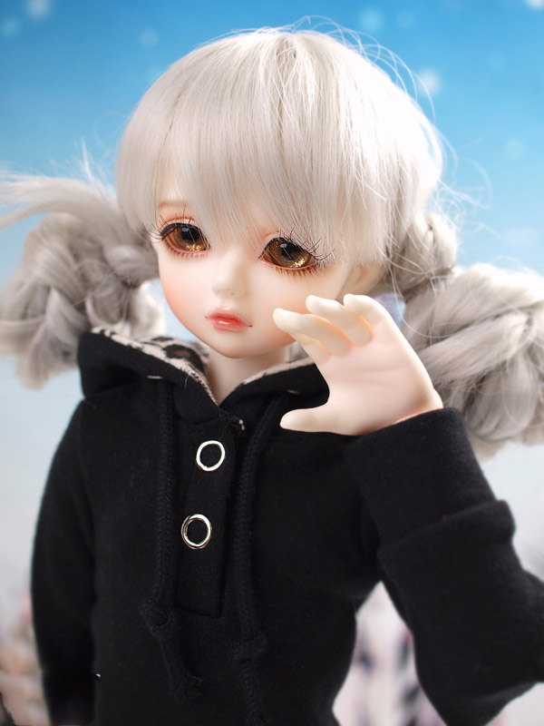 1/4 scale doll Nude BJD Recast BJD/SD Kid cute Girl Resin Doll Model Toys.not include clothes,shoes,wig and accessories.A15A191 1 4 scale doll nude bjd recast bjd sd kid cute girl resin doll model toys not include clothes shoes wig and accessorie a15a517