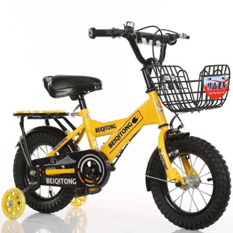 Children's Bicycle 2-6-year-old Baby Bicycle 16-inch Male And Female Cycling