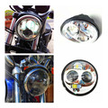 """5 3/4"""" 5.75 Inch Motos Accessories headlight Projector motorcycle LED Headamp light for Harley STREET BOB Motorcycle Daymaker"""