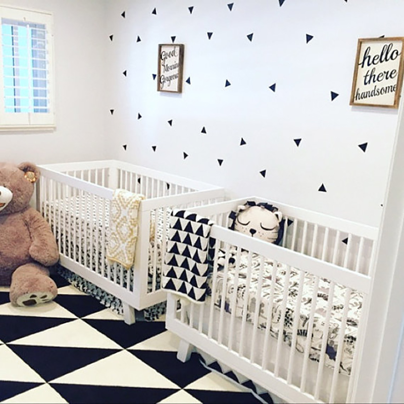 Wall Sticker Home Decor Baby Nursery Wall Decals For Kids