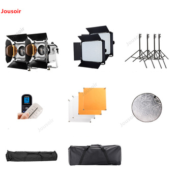 E1080+3000w  Micro movie video interview studio photography Lamp set CD50 T07