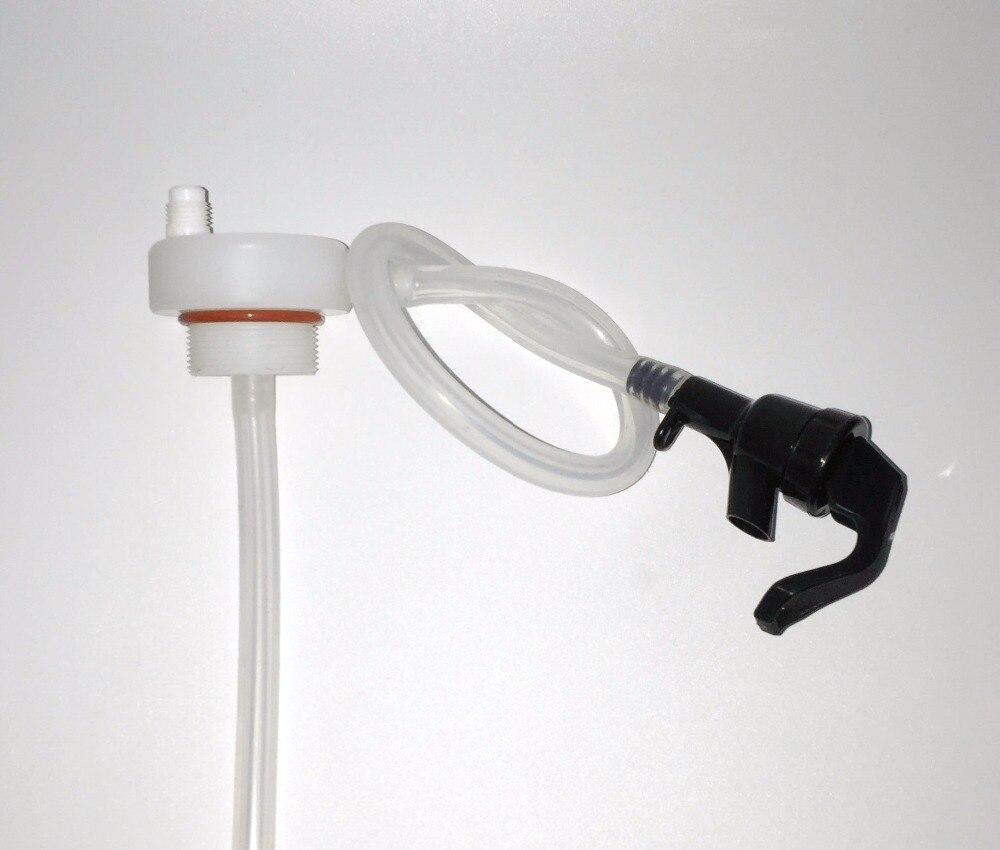 Homebrew Egyszerű Spear Kit mini keg 2L 3.6L dörzscsatlakozó - Konyha, étkező és bár