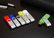 Реальная емкость логотип смартфон поворотный флэш-накопитель USB OTG Micro USB флэш-накопитель 4 ГБ 8 ГБ 16 ГБ U диска для телефона S248