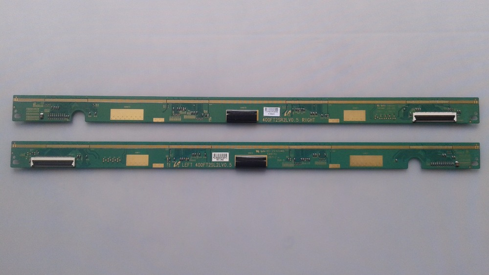 400FT2SR2LV0.5 400FT2SL2LV0.5 LCD Panel PCB Parts A Pair s46240mb3sl4lv0 4 s46240mb3sr4lv0 4 lcd panel pcb parts a pair