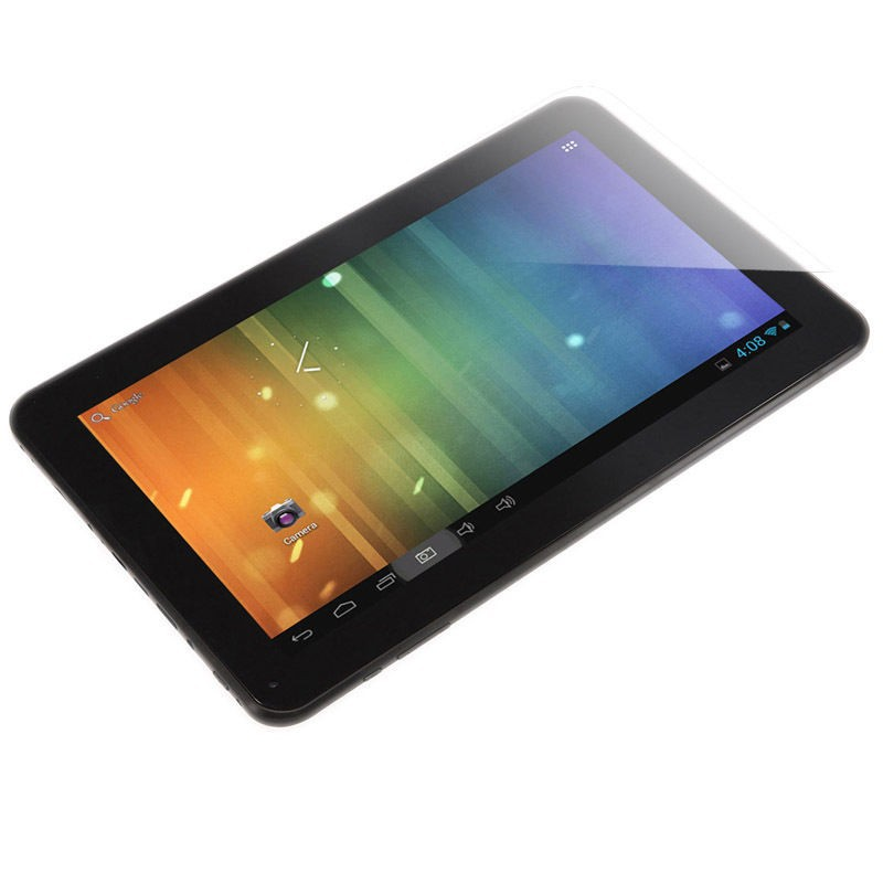 BDF מותג 9 אינטש Quad Core Tablet Pc 1GB 16GB Dual Camer WIFI BT תומך 3G חיצוני 1G 16G טבליות Pc תומך OTG רב מגע
