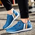 Breathable Men Casual Shoes Lace Up Mens Trainers Flat Walking Shoes Comfortable Zapatillas Hombre Basket Femme Light Soft