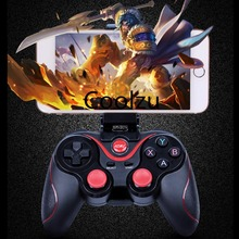 C8 Smartphone Game Controller Wireless Bluetooth Phone Gamepad Joystick for  Phone/Pad/Android Tablet PC TV BOX+phone holder