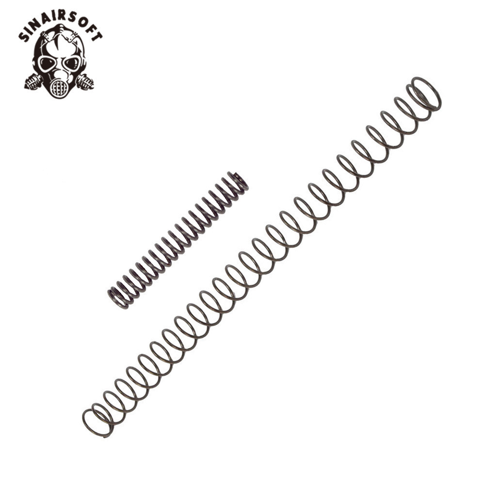 SINAIRSOFT Enhanced Recoil Spring & Hammer Spring For M1911(150%)Hunting Accessories Free Shipping