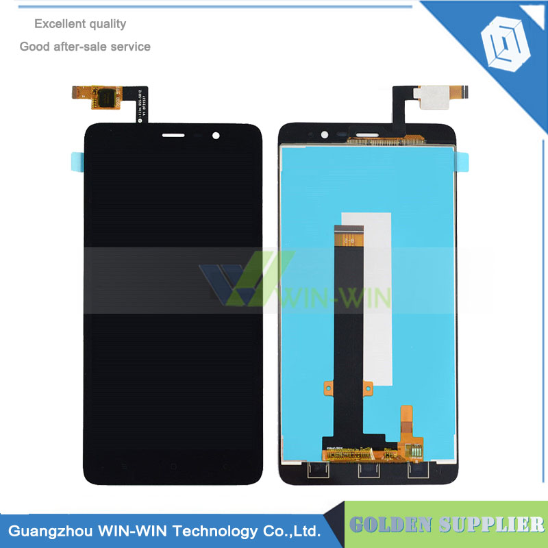 10pcs/lot New FOR Xiaomi Redmi Note 3 Lcd Display + digitizer touch screen Assembly without Frame For Xiaomi Hongmi Note 3 phone