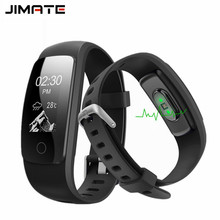 ID107 Plus HR GPS Smart Bracelet Heart Rate Monitor Pedometer Smartband Bluetooth Fitness Activity Sports Tracker