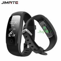ID107 Plus HR GPS Smart Bracelet Heart Rate Monitor Pedometer Smartband Bluetooth Fitness Activity Sports Tracker Wristband