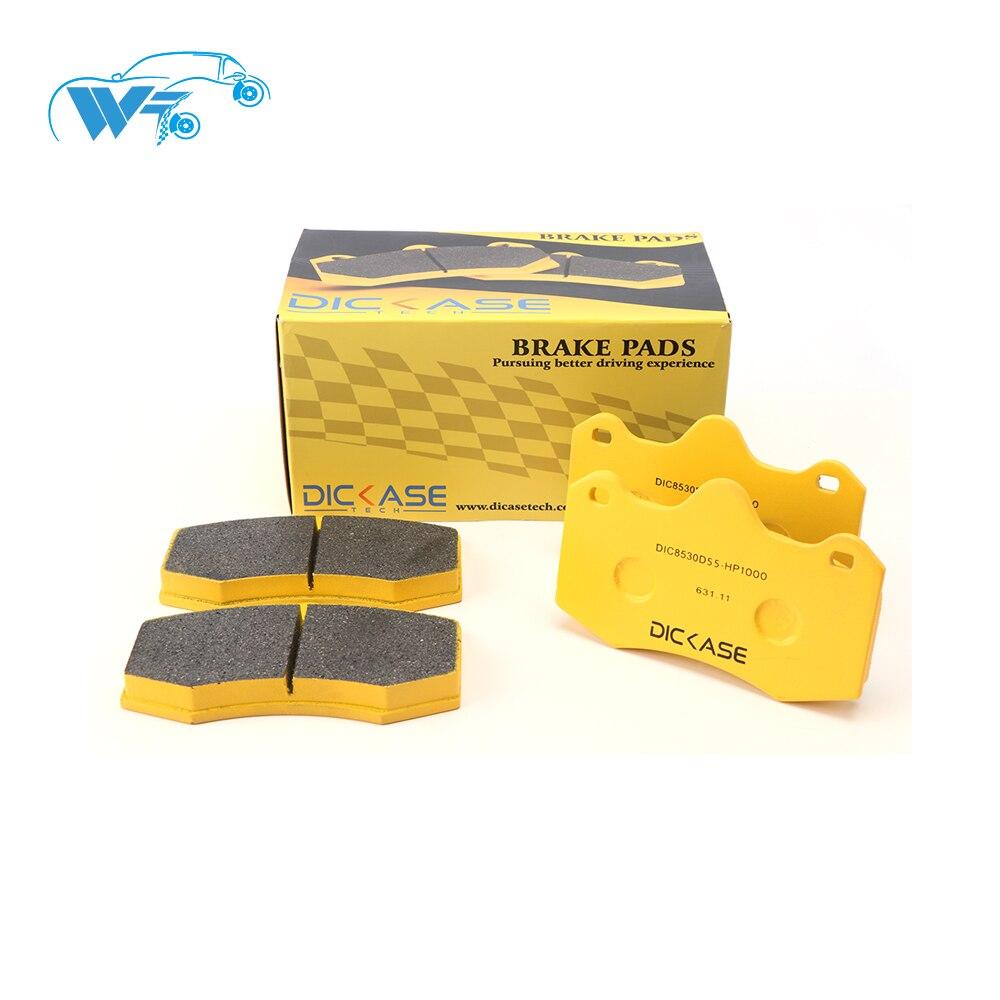 KOKO RACING WT8530 plaquettes de frein | Pour étrier de frein, Fia Lotus Aston Martin, pièces de frein à pince CP8520, style automobile