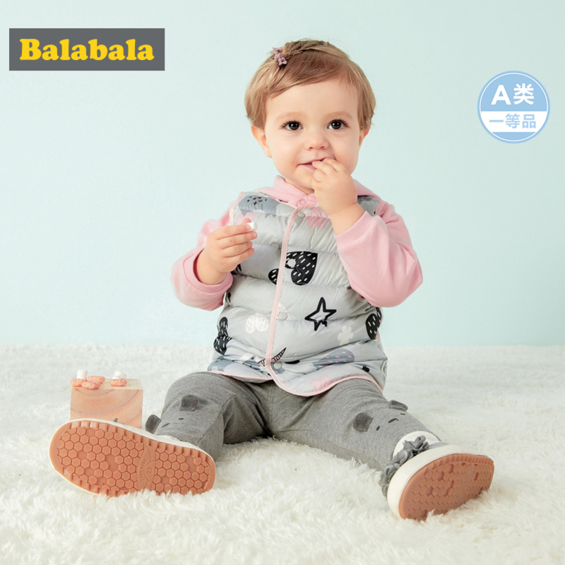 dc9832664 Balabala Infant Baby Boy Girl 100% Cotton Lined Critter Hooded ...