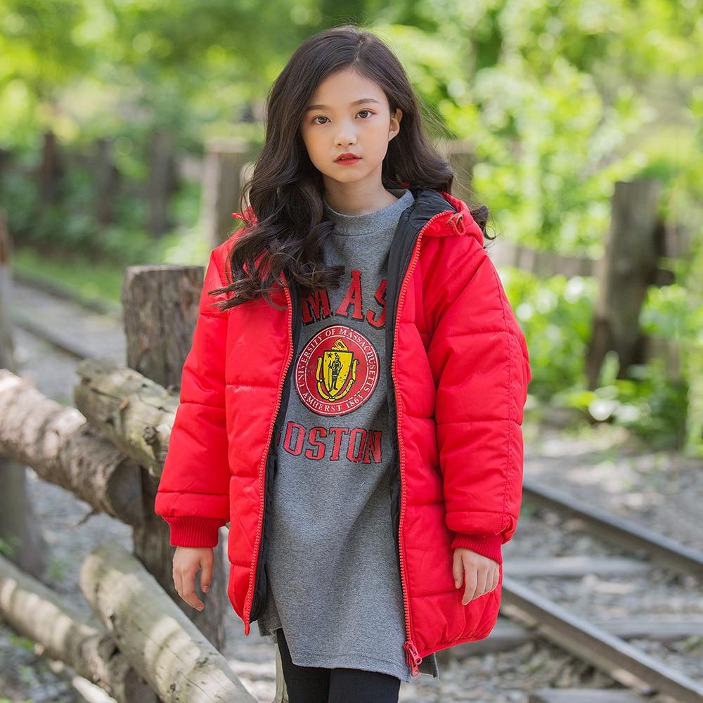 Kseniya Kids 2018 Autumn And Winter New Children's Warm With Fur Cotton Clothes Girls Winter Coat Down Jacket For Girl autumn and winter coat for women a new autumn winter coat for women