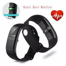 SmartBand V66 браслет bluetooth Водонепроницаемый браслет Heart Rate Мониторы Фитнес трекер Браслет smartwatch для iOS и Android