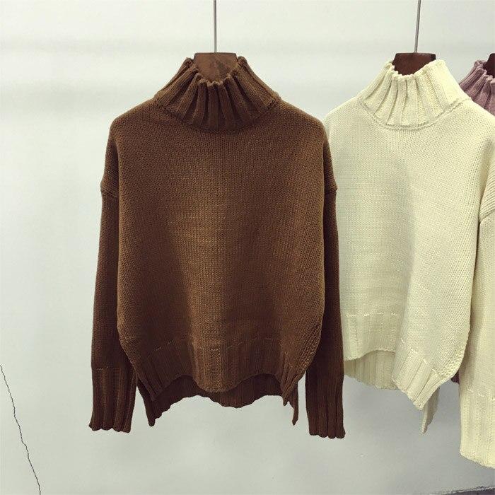 №2018 limitada mujeres suéteres y suéteres nueva llegada Otoño ...