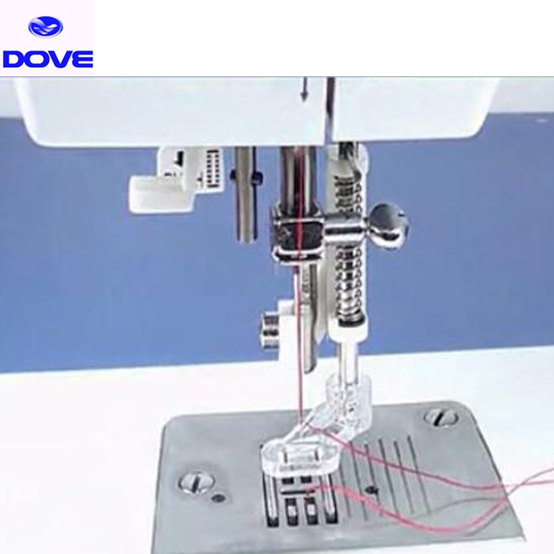 Open Toe Quilting Embroidery Darning Foot FREE German Needles