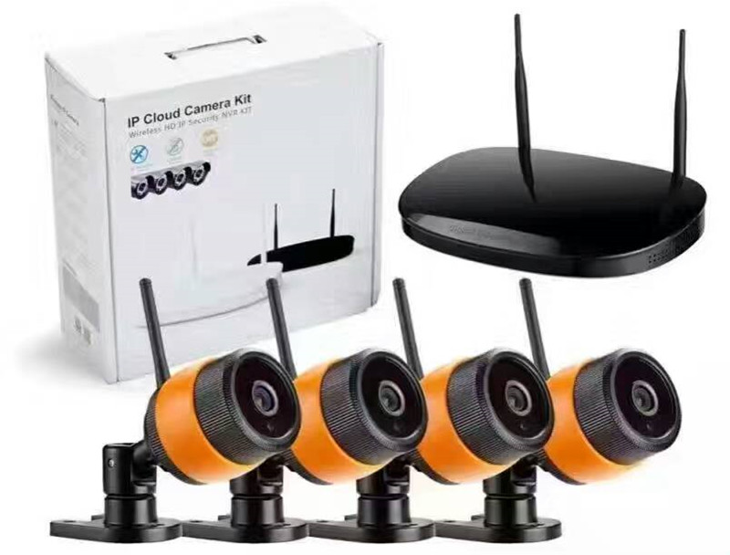 Kit de caméra sans fil 960 P WIFI IP Cloud