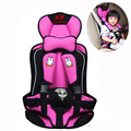 adjustable child car safety seats baby toddler infant travel car seat pink child chair 5 point safety harness forward facing
