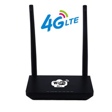 KuWfi 4G LTE Router 300Mbps Wireless CPE Router Dual MIMO Antenna Home Wifi Routers Support TDD/FDD LTE Sim Card Up to 32users quectel ec20 lte 4g module full netcom streamlined version without gps tdd fdd