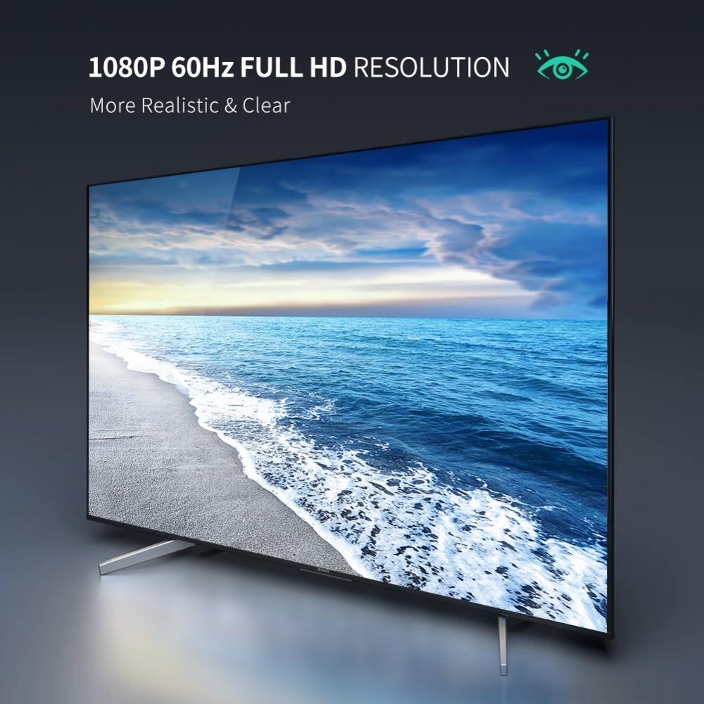 Image 4 - UGREEN activo adaptador de HDMI a VGA con Audio de 3,5mm AUX clavija HDMI hembra a macho VGA convertidor de TV Stick proyector para PC portátilCables HDMI   -