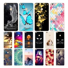 Geruide Xiaomi Mi Max Max 2 Case Cover Back Silicone tpu Soft case for Xiaomi Max Max2 Colorful Painting Phone Cases все цены