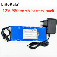New Dc 12 In A 9800 Much Lithium Ion Super Battery And Charger