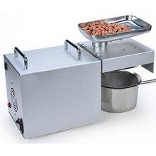 VOSOCO Oil Presser automatic press machine Peanut Soybean 780W 110V/220V 50Hz Almond walnut sunflower seeds oil Stainless steel