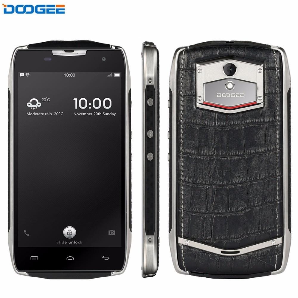 DOOGEE T5 Lite RAM 2GB ROM 16GB Waterproof IP67 5 0 inch Android 6 0 MTK6735