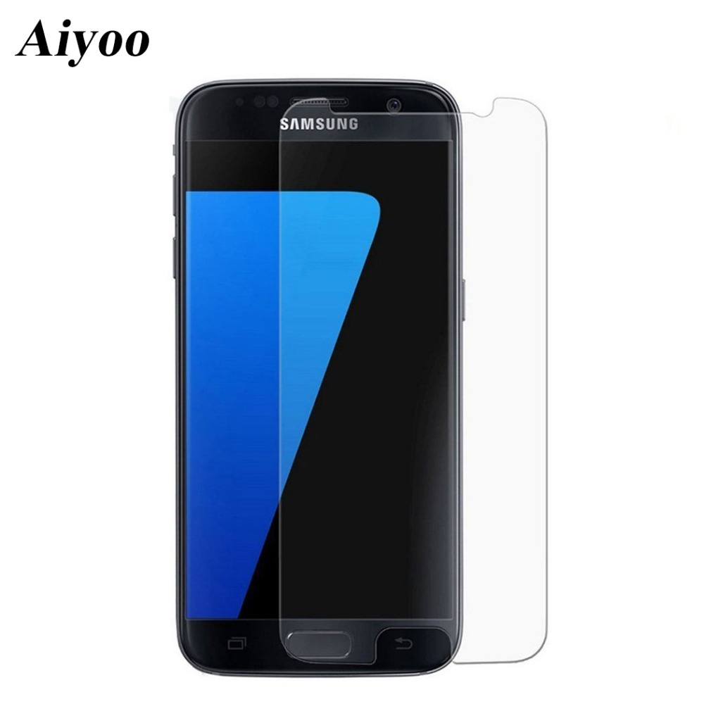 aiyoo tempered glass screen protector for samsung galaxy s7 s6 s5 j2 j5 prime j3 j5 j7 2016 a3. Black Bedroom Furniture Sets. Home Design Ideas